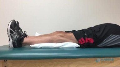 Physical Therapy Exercises after, Hip Replacement