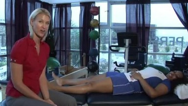 Knee Physical Therapy Leg Lift Physical Therapy Exercises for Knees